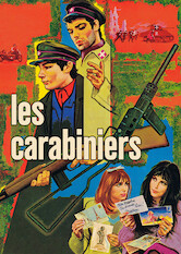 Search netflix Les Carabiniers